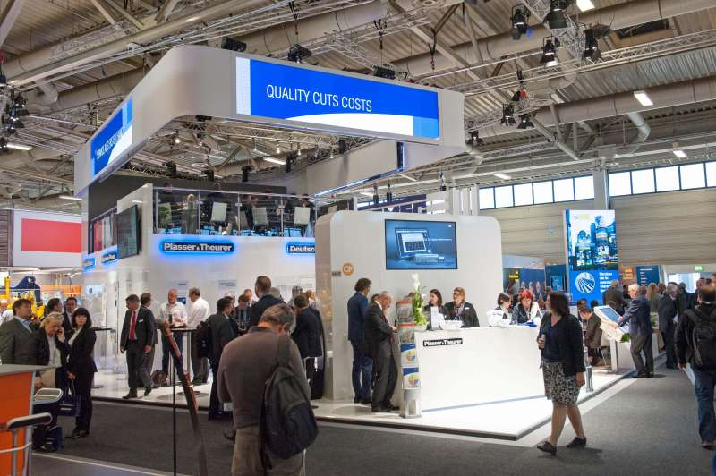 Numerous visitors were interested in our innovations put on show at InnoTrans 2016.