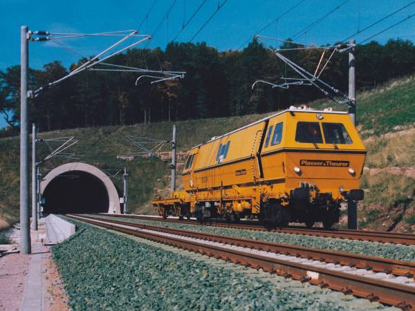 On all continents, the machines have become indispensable to safe railway operation - particularly on high-speed lines.