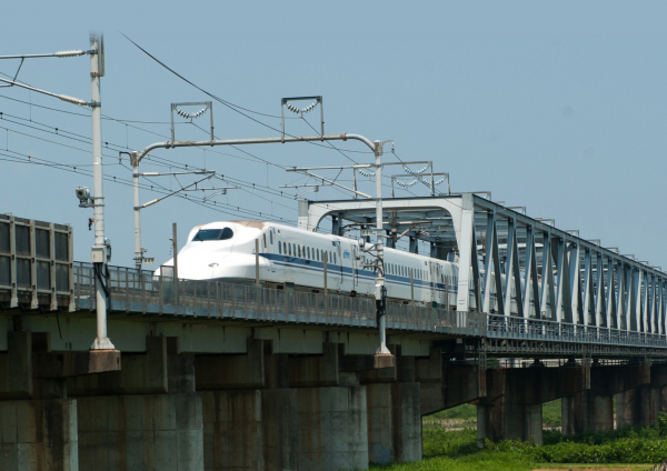 Tokaido-Shinkansen of Central Japan Railway Company (JR Tokai)