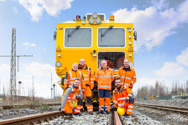 Railworker