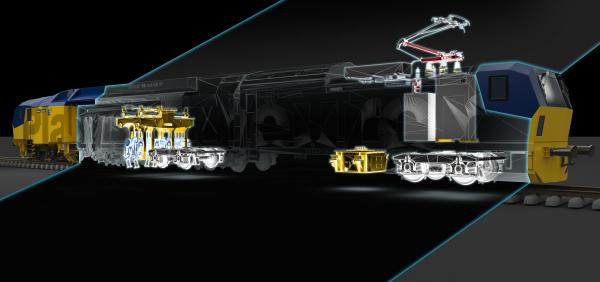 Mit PlasserModularCustomizing lassen sich Maschinen ähnlich einem Baukastenprinzip modular erweitern.