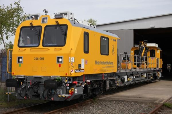Transporte, Montagen und mehr – die neue Generation von GAF bei der DB Netz AG bringt einen großen Modernisierungsschub. © DB Netz AG