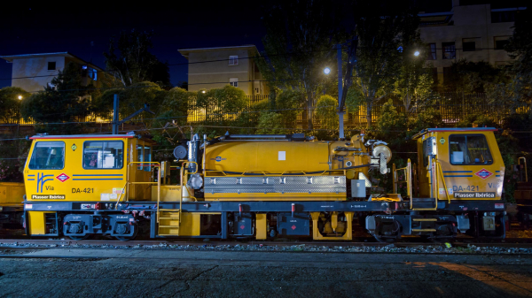 Metro Madrid operates the largest fleet of DIC machines for the most diverse applications.