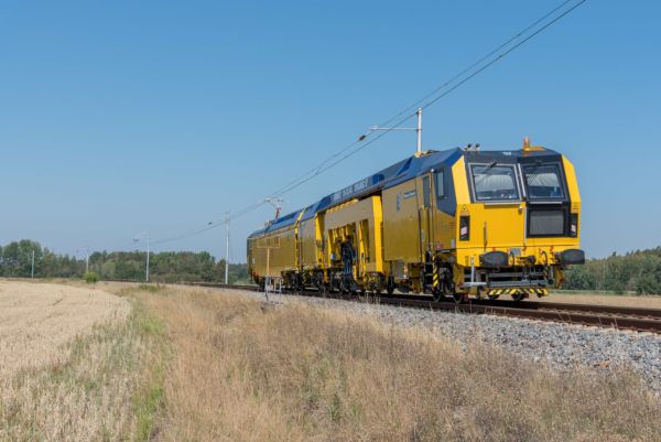 Prior to shipping, comprehensive test runs were carried out on the Velim train test circuit in Czechia.