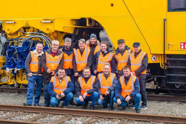 Practical training for the operators took place in Novi Sad at the end of March 2019.