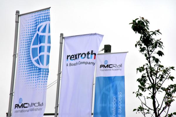 Las nuevas instalaciones conjuntas para PMC Rail International Academy, PMC Media y el centro de formación hidráulica de Bosch Rexroth.