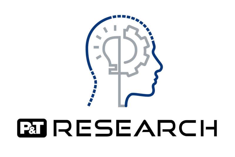 Plasser & Theurer Research Logo