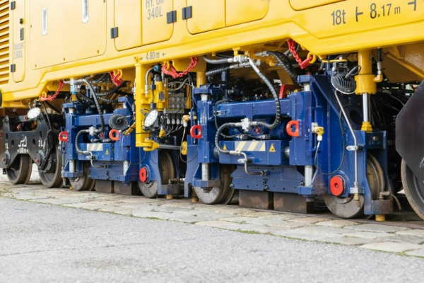 Rail grinding helps prevent unwanted noise, vibrations, and consequential damages