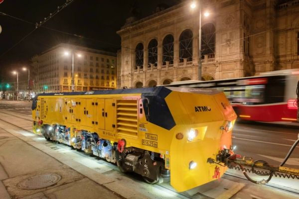 In mid-2020, the ATMO started its first test phase simulating various conditions on tramway tracks operated by Wiener Linien, the Vienna public transport operator