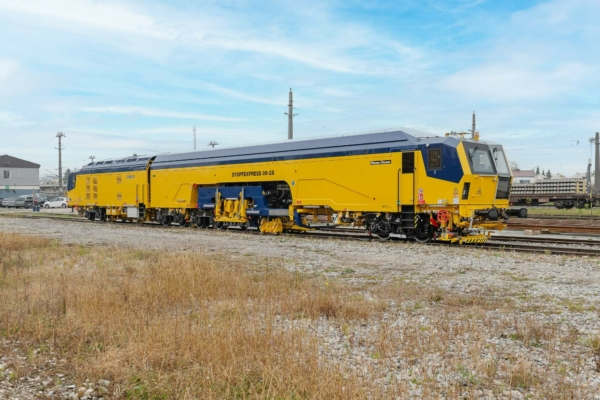 The 09-3X Tamping Express is synonymous with efficient maintenance, also in short track possessions