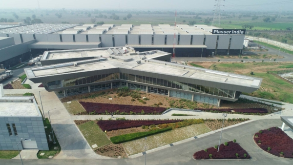 The new Plasser India factory in Karajan opened in 2019