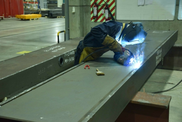 The quality of every welding seam is of decisive importance when it comes to a machine's service life and cost-efficiency