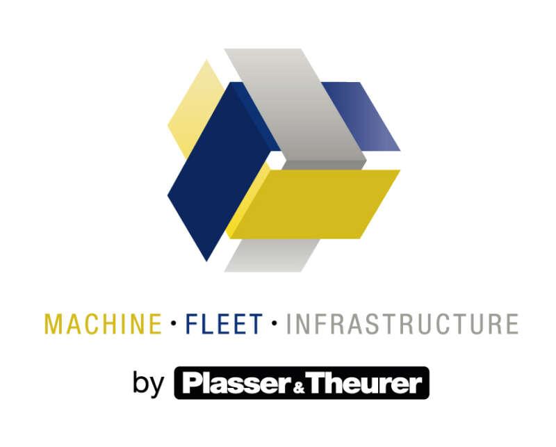 Machine - Fleet - Infrastructure Logo