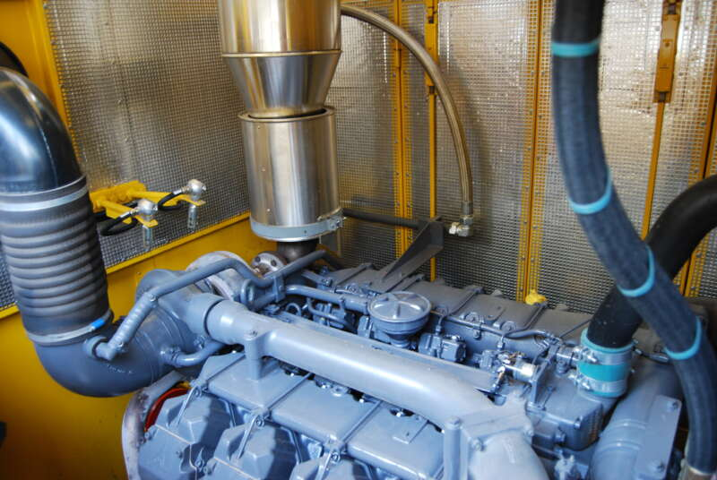  The following modern engines and exhaust gas technologies are available for upgrades: NOx catalytic converters, particulate filters, and AdBlue.