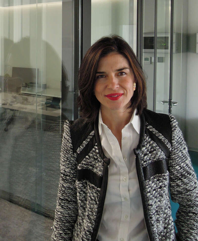  Carmen Íñiguez de Onzoño, new managing director of Plasser Ibérica 